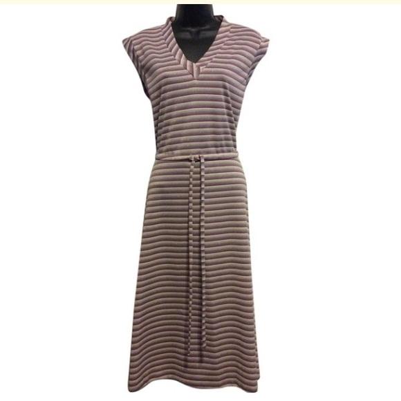 Julie Miller Dresses & Skirts - Julie Miller of California Stripped Vintage Dress